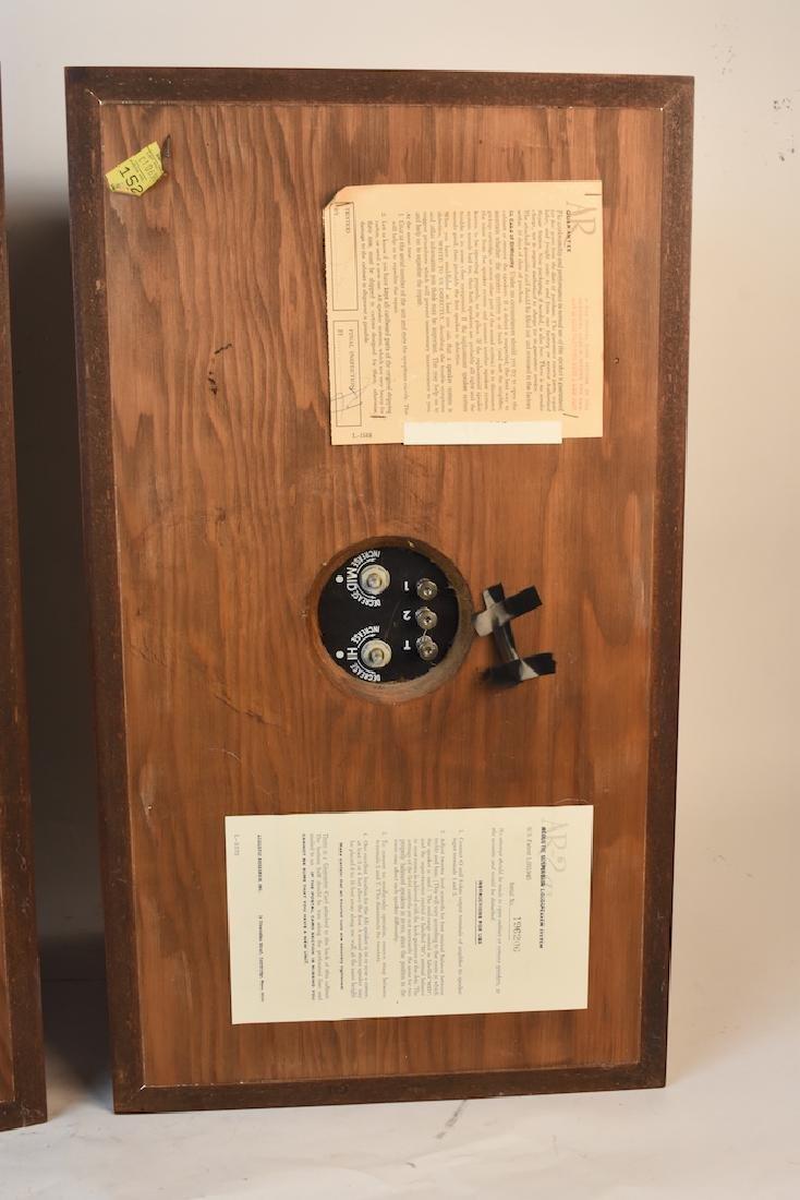 Pair of Vintage AR-2ax Speakers - 5