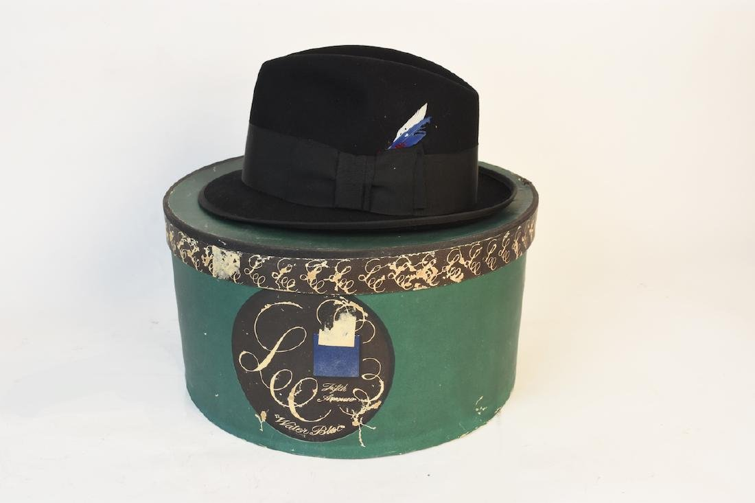 Vintage Fedora and Women's Hats - 2