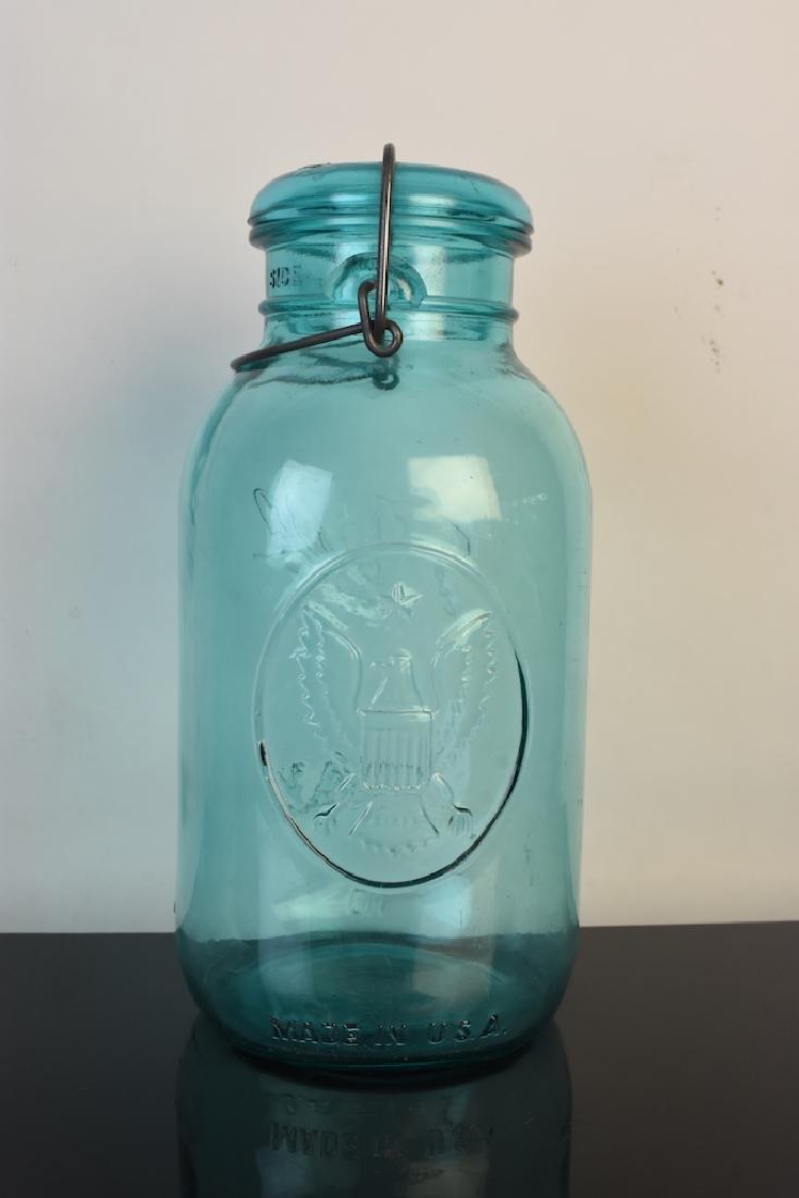 Vintage Ball Jars and Puraq Fort Wayne Bottle - 5