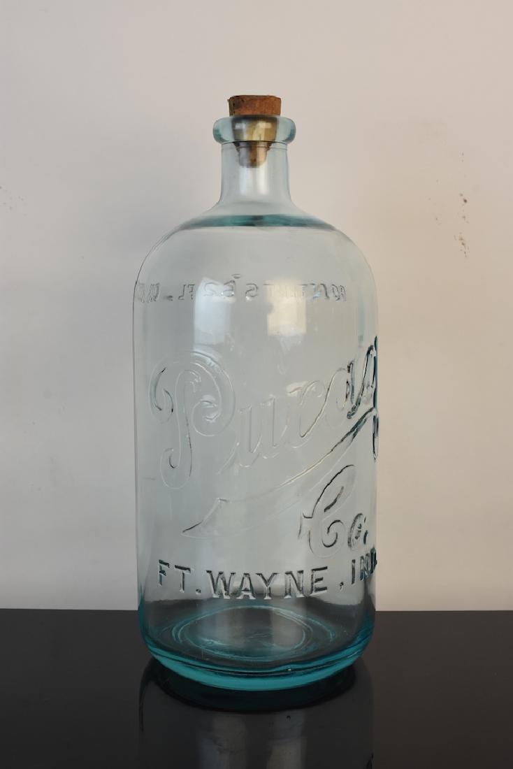Vintage Ball Jars and Puraq Fort Wayne Bottle - 8