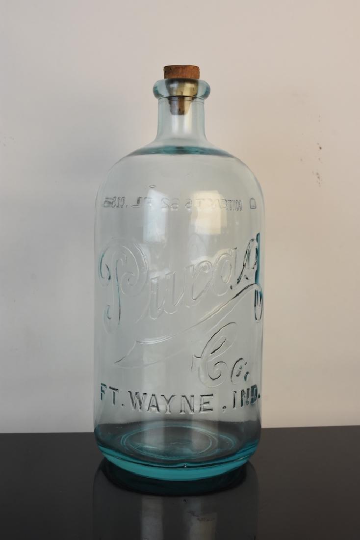 Vintage Ball Jars and Puraq Fort Wayne Bottle - 9