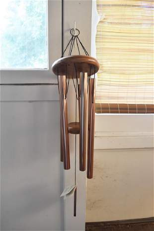 Weatherland Wind Chimes Tuned to A