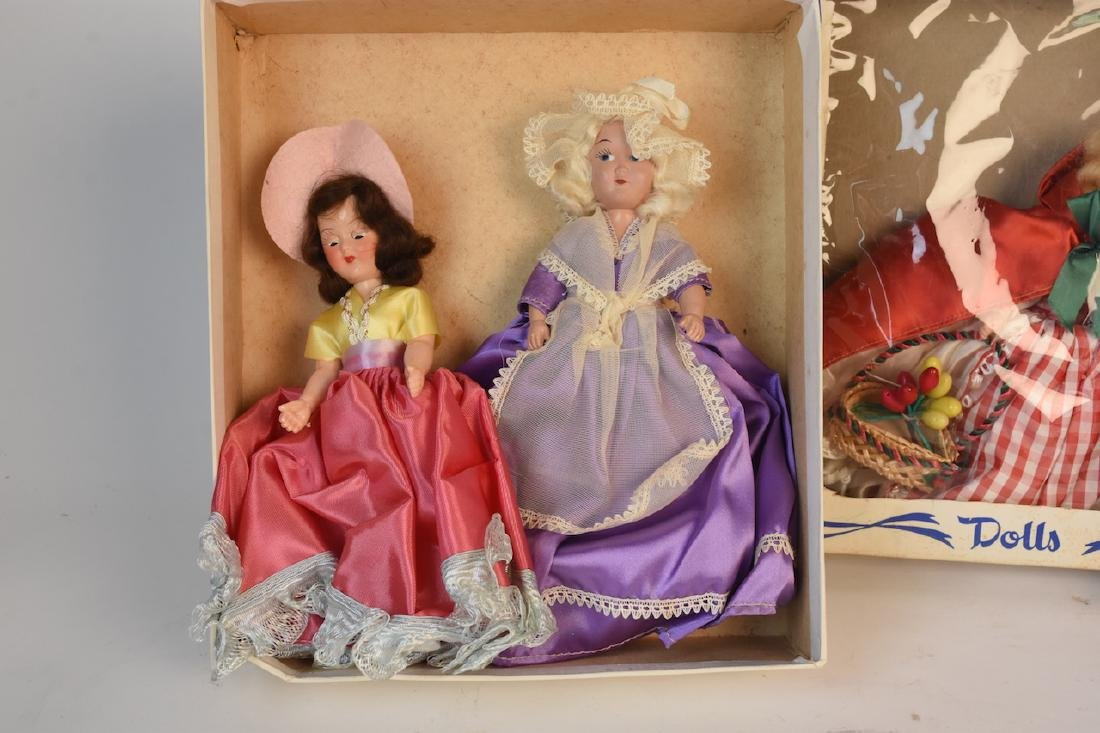 Vintage Dolls; Canasta, Play House, A Lovely Dolls - 4