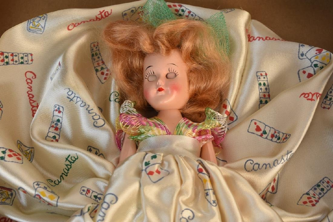 Vintage Dolls; Canasta, Play House, A Lovely Dolls - 5