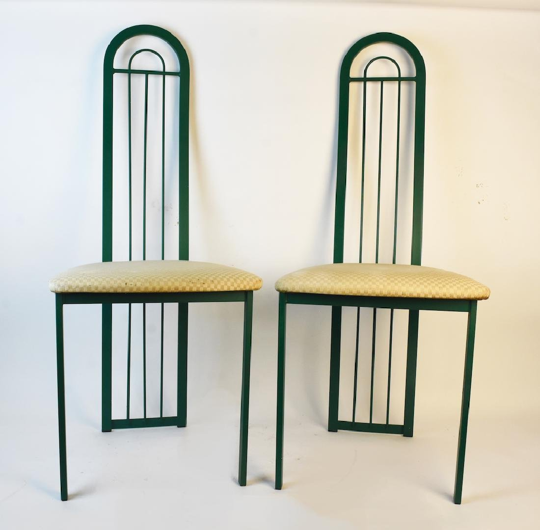 Pair of Mid Century Modern Amisco Chairs