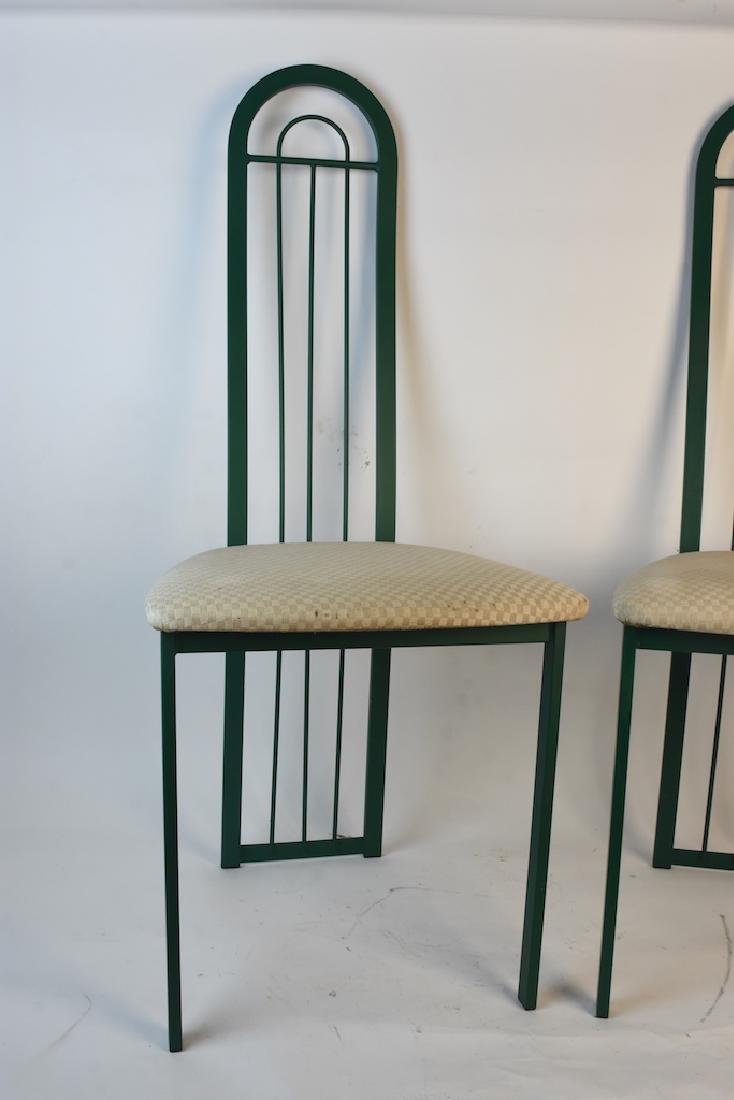 Pair of Mid Century Modern Amisco Chairs - 4