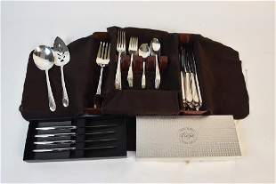 WM Rogers MFG Co Flatware and Carvel Knives