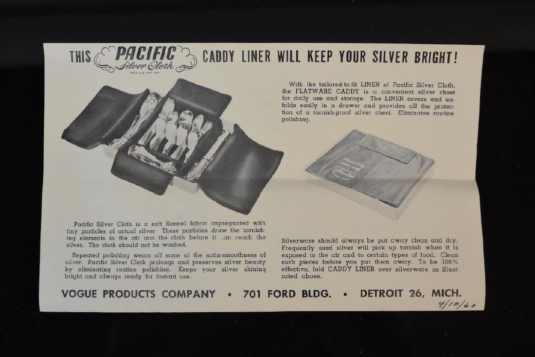 WM Rogers MFG Co. Flatware and Carvel Knives - 4
