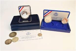 United States Silver Coins One Proof