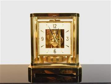 Jaeger LeCoultre Atmos Swiss mantel clock