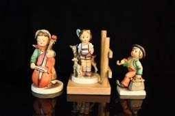 3 Vintage Hummel Figurines