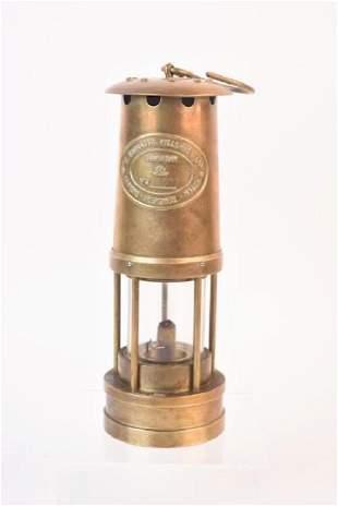Brass Thomas Williams Miners Lanterns