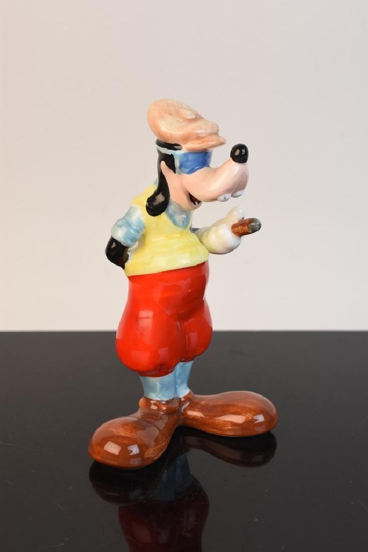 (5) Ceramic Walt Disney Figurines - 2
