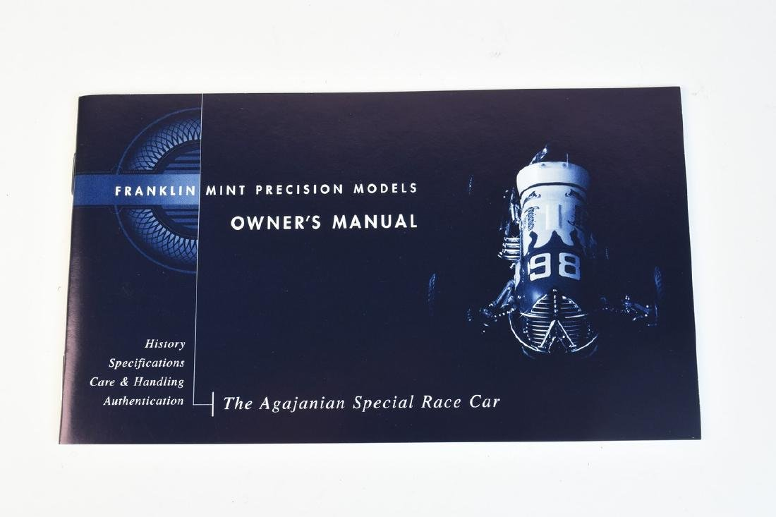 Franklin Mint Agajanian Special Troy Ruttman #98 - 10