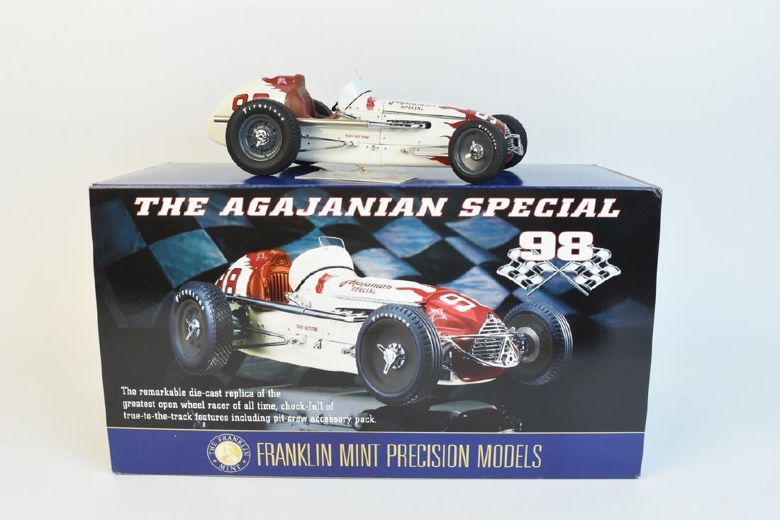 Franklin Mint Agajanian Special Troy Ruttman #98
