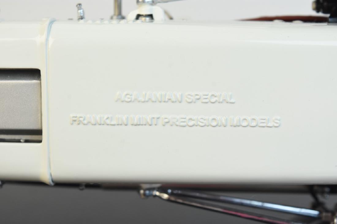 Franklin Mint Agajanian Special Troy Ruttman #98 - 9