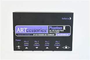 Dual Channel Phantom II Power Supply