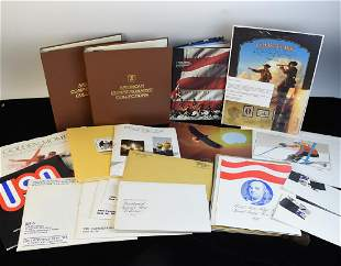 Assortment of US Postal Service Collectibles