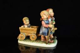 Pleasant Journey Hummel Figurine TMK6