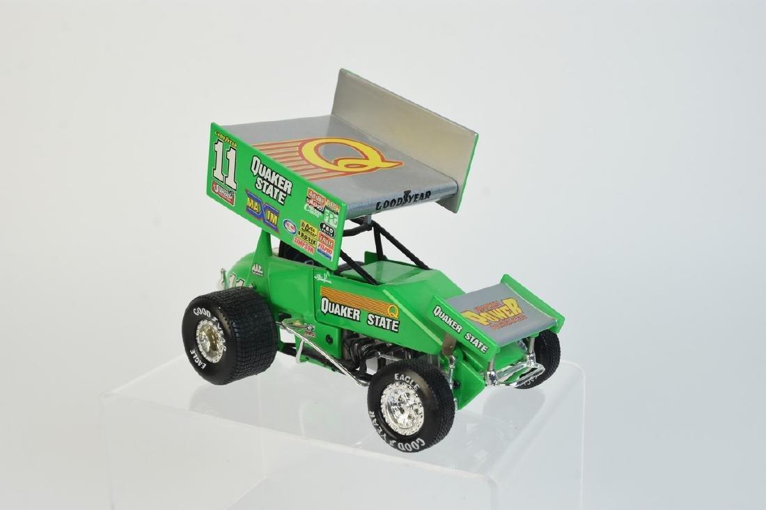 (2) Action Quaker State Die Cast Sprint Car - 2