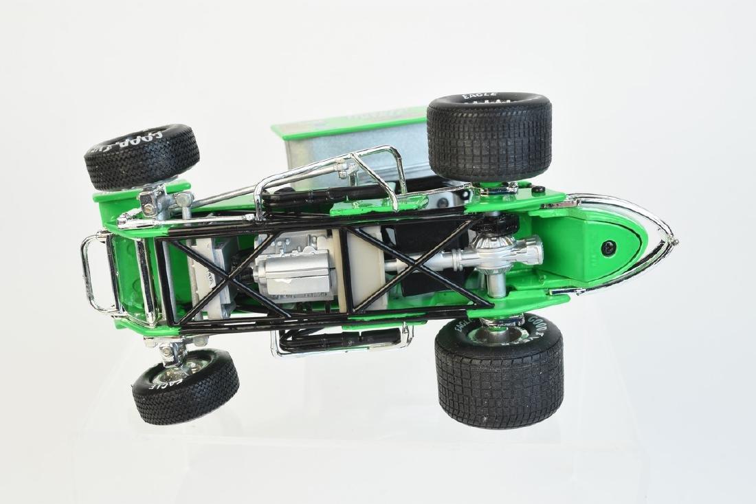 (2) Action Quaker State Die Cast Sprint Car - 5