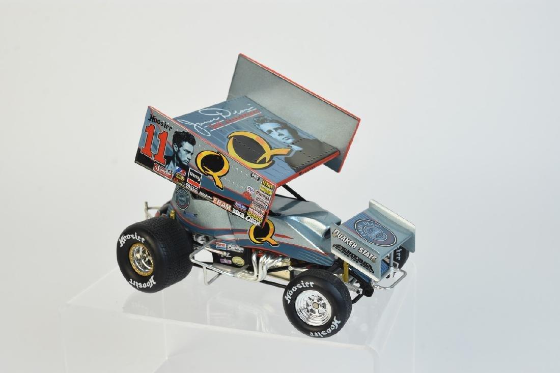 (2) Action Quaker State Die Cast Sprint Car - 6
