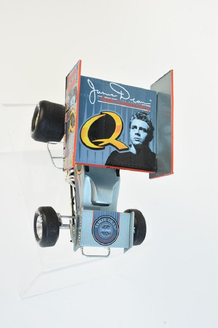 (2) Action Quaker State Die Cast Sprint Car - 7