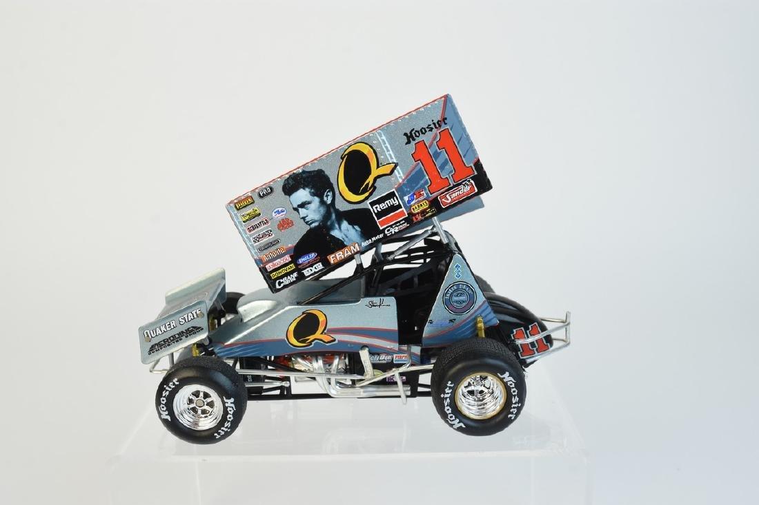 (2) Action Quaker State Die Cast Sprint Car - 8
