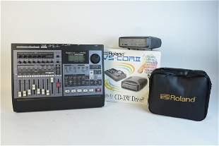Roland VS830 VSCord II CDRW Drive