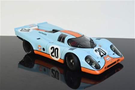 AUTOart Gulf-Porsche 917K #20 Die Cast Car