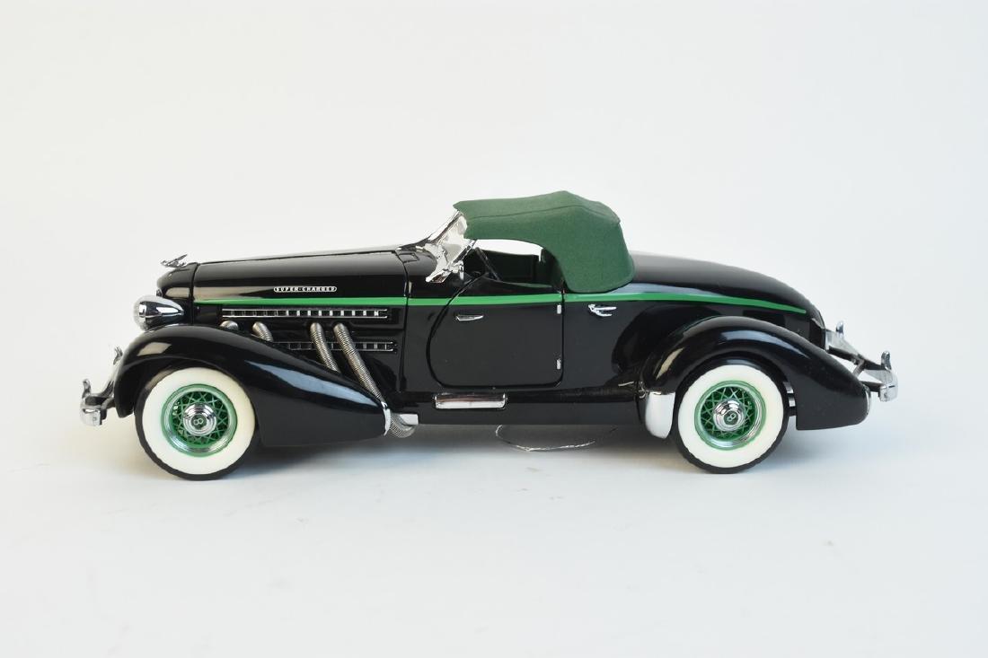 (3) Franklin Mint Precision Model 1:24 Die Cast - 3