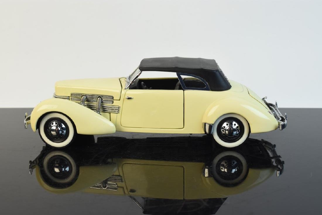 (3) Franklin Mint Precision Model 1:24 Die Cast - 7
