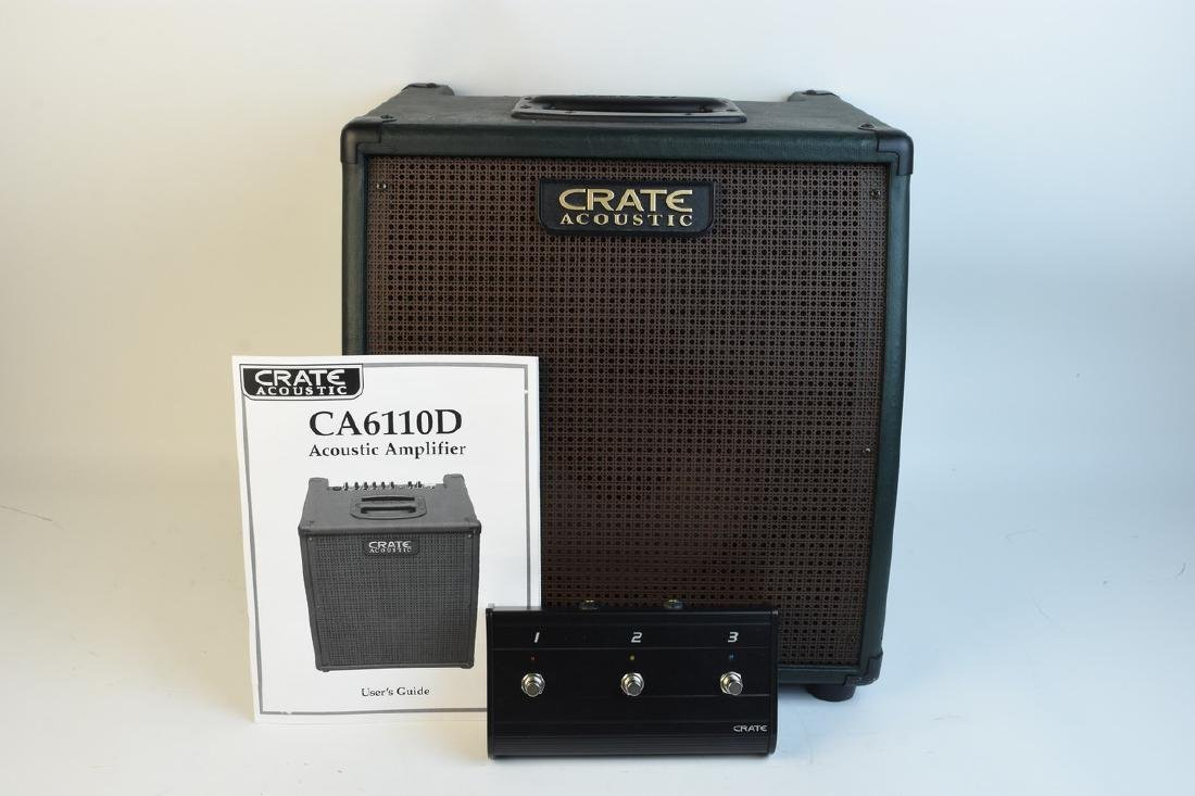Crate Acoustic Amp CA6110D