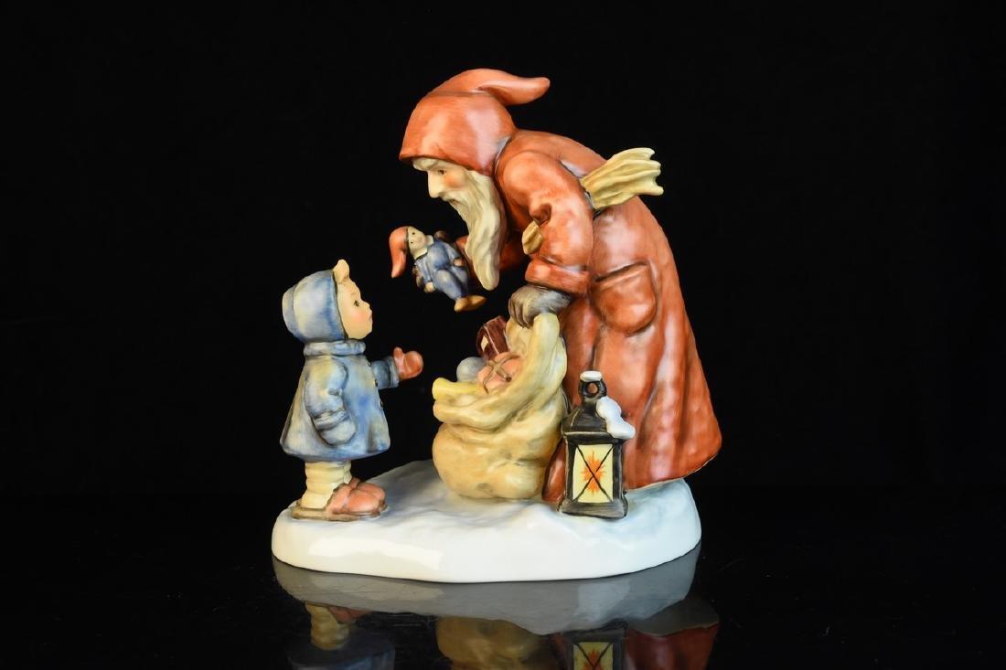 LE St. Nicholas Day Hummel Figurine 2012
