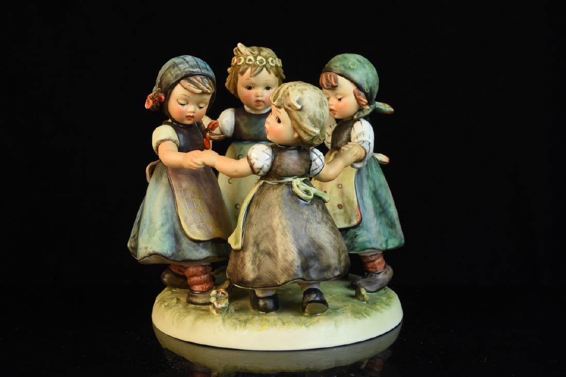 Ring Around The Rosie Hummel Figurine 348