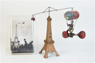 EXTREMELY RARE 1904 St. Louis Worlds Fair Toy