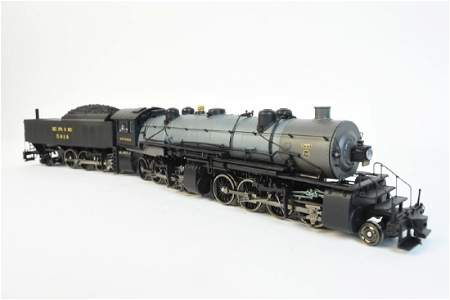"MTH Electric Train ""Matt H. Shay"" & Tender"