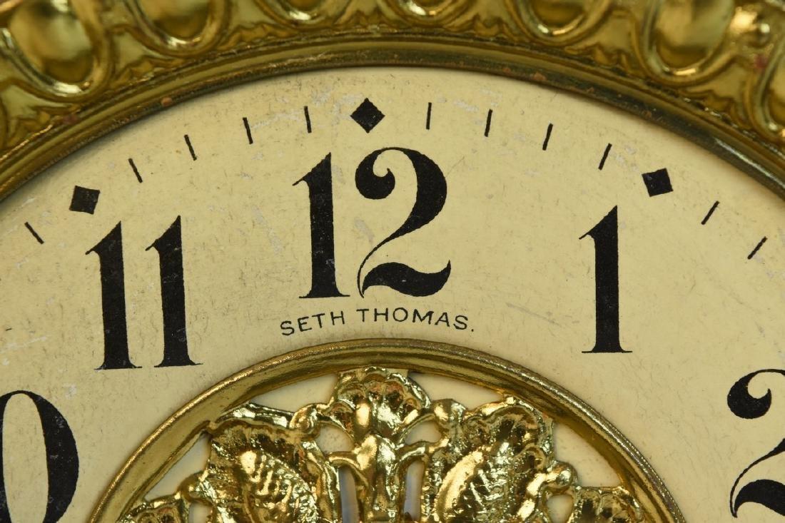 Seth Thomas Chiming Mantel Clock - 3
