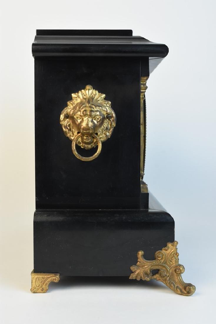 Seth Thomas Chiming Mantel Clock - 6