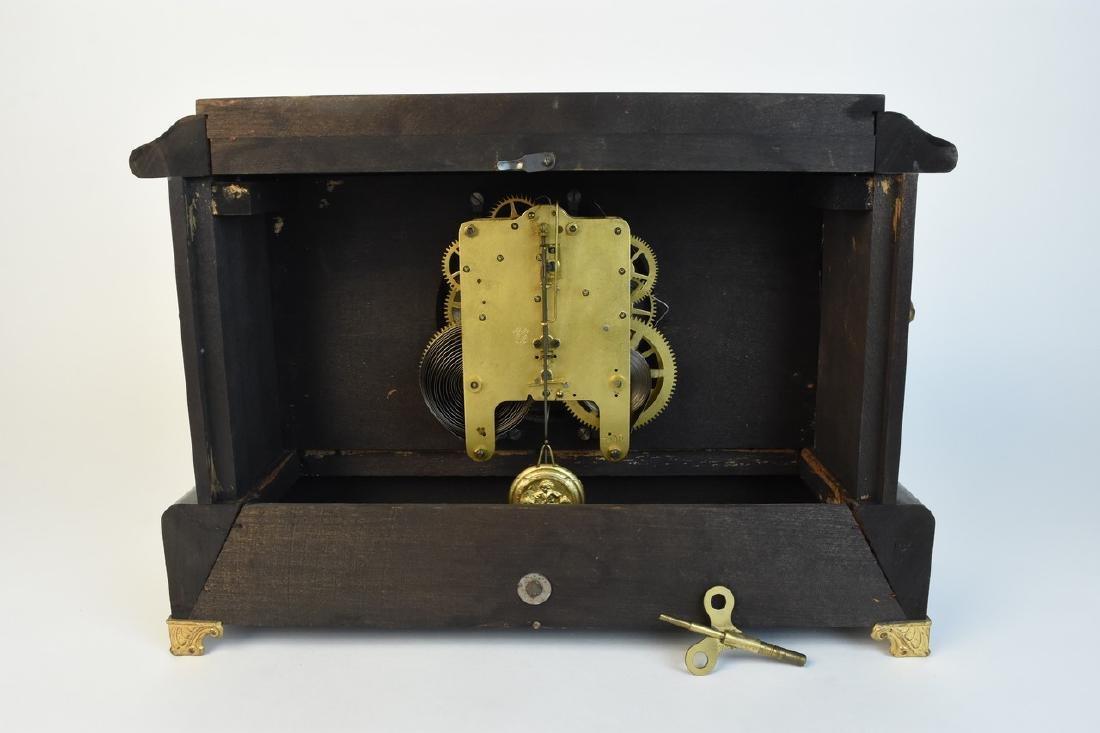 Seth Thomas Chiming Mantel Clock - 8
