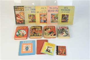 Big Little Books Other Childrens Vint Books