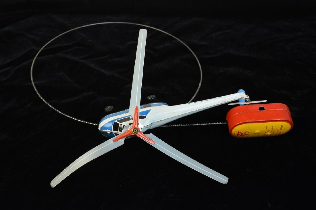 Arnold Piccolo Tin Litho Helicopter; OB - 7