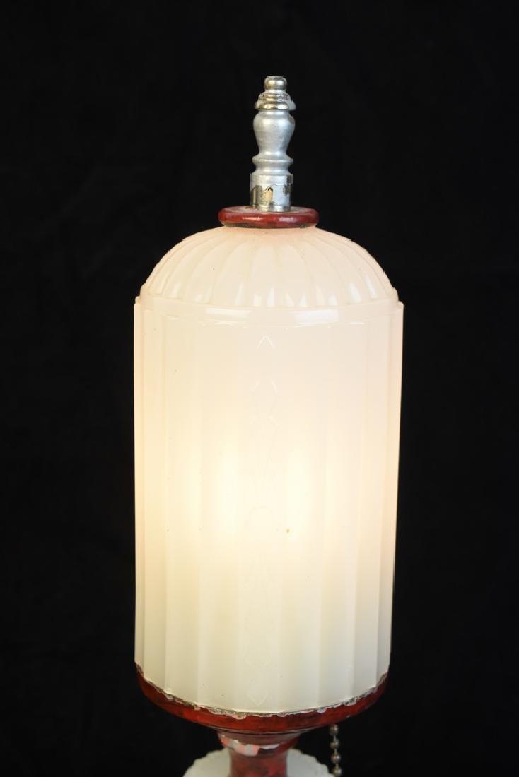 Vintage Art Deco Desk Lamp - 3