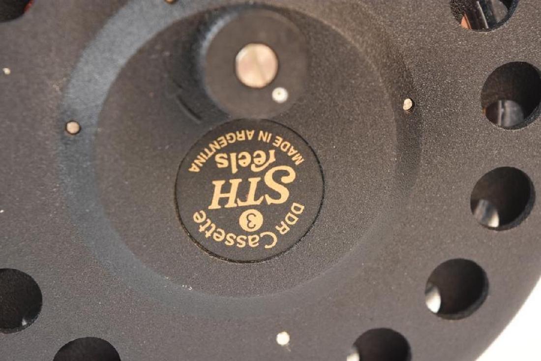 STH Reels DDR-C3 Disk Drag Cassette Reel 3 - 5