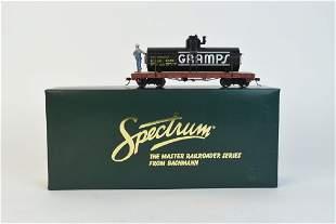Bachmann Spectrum 27145 Gramps On30 Tank Car