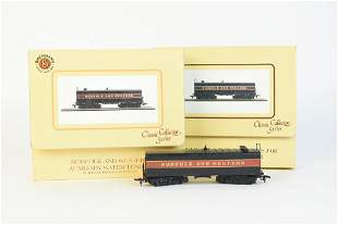 2 Bachmann Classic Collector Series NW Tenders