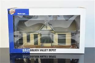 Walthers Cornerstone Series Golden Valley Depot