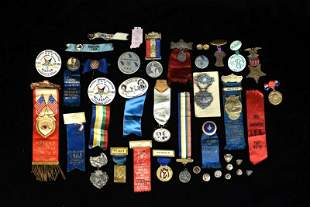 Grand Lodge Political RR Painters Souvenirs
