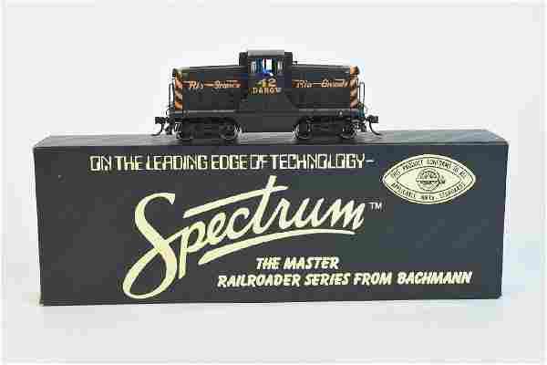 Bachmann Spectrum GE 44-Ton Switcher #42