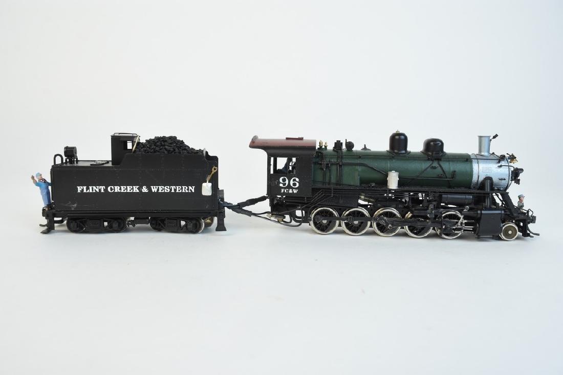 Kadee Flint Creek & Western Locomotive #96 w/ Tender